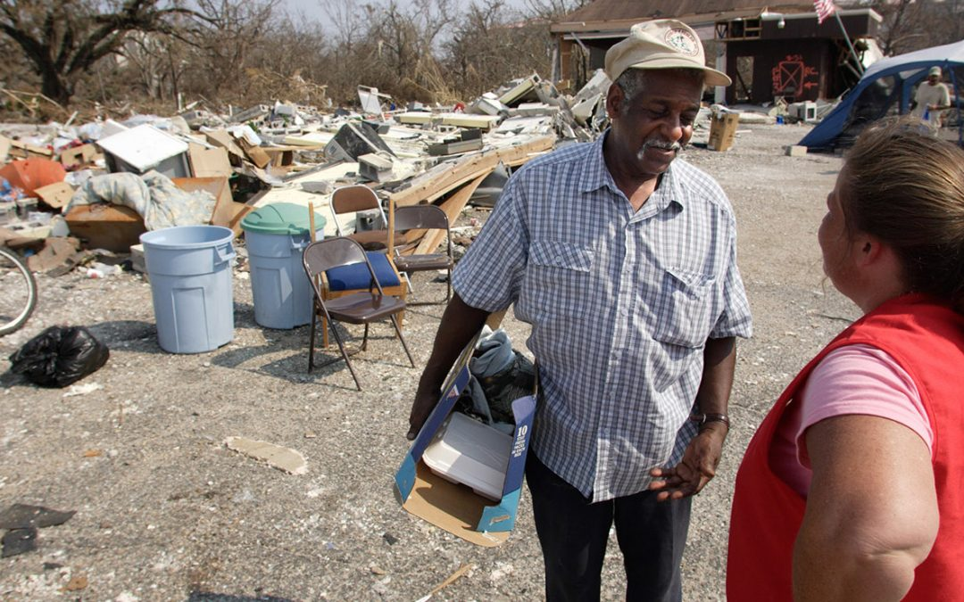 Help Continues Despite Shortages: The Salvation Army fights to serve Puerto Rico & U.S. Virgin Islands