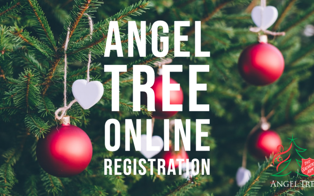 Angel Tree Online Registration Process